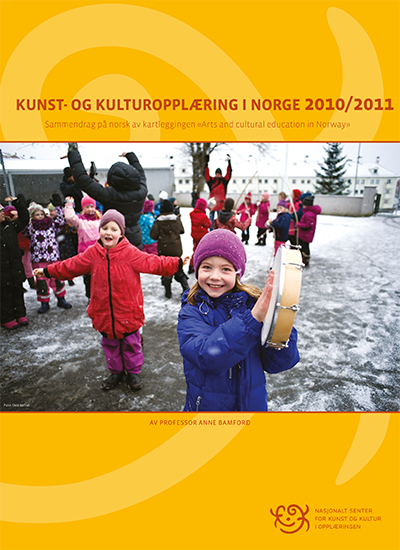 Forside norsk rapport