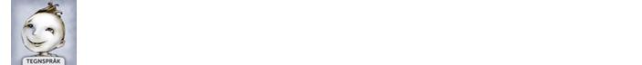Alf Prøysen på tegnspråk logo