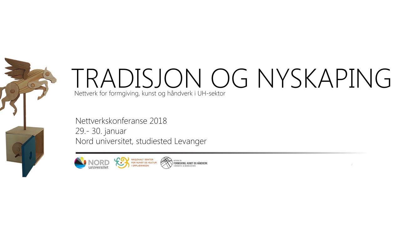 Logo kunst- og håndverksnettverk 2018