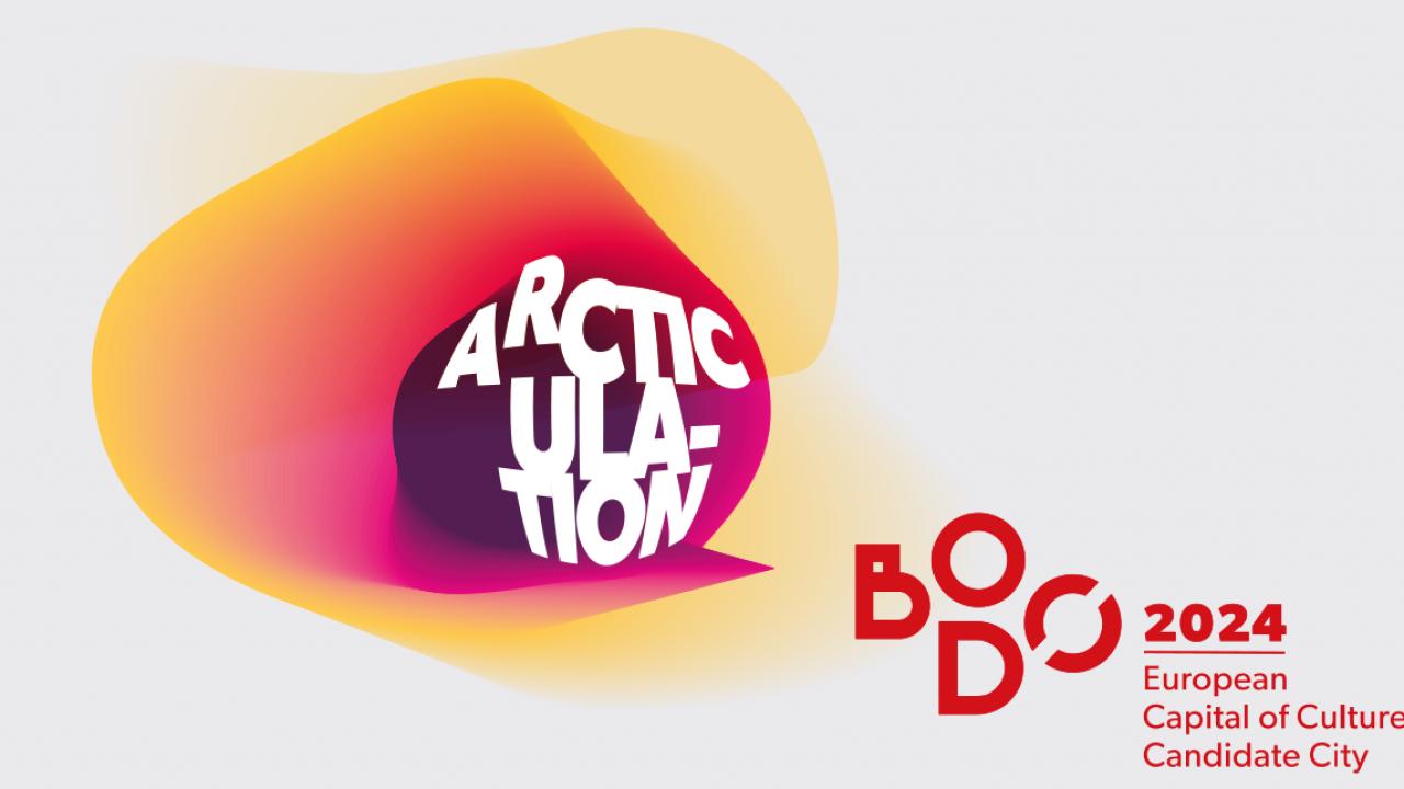 Logo Bodø som europeisk kulturhovedstad 2024