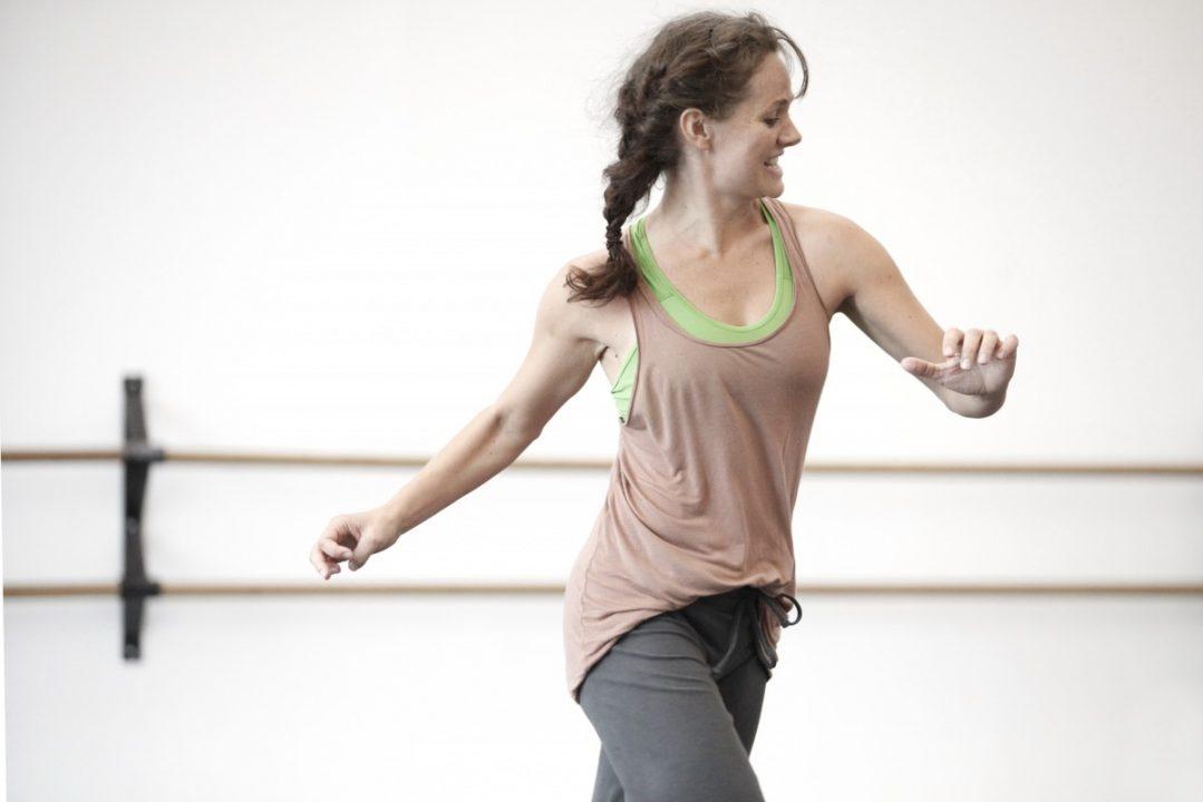 Kvinne som danser.