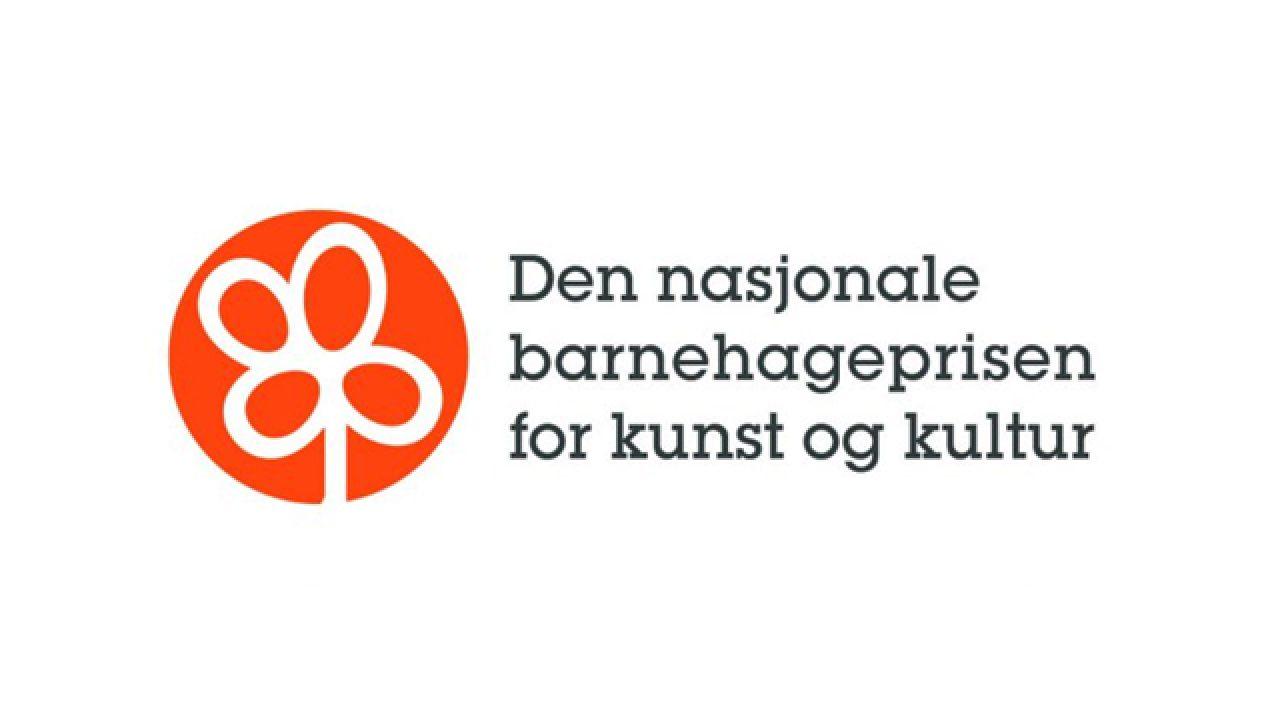 Logoen til Den nasjonale barnehageprisen for kunst og kultur. Logo.