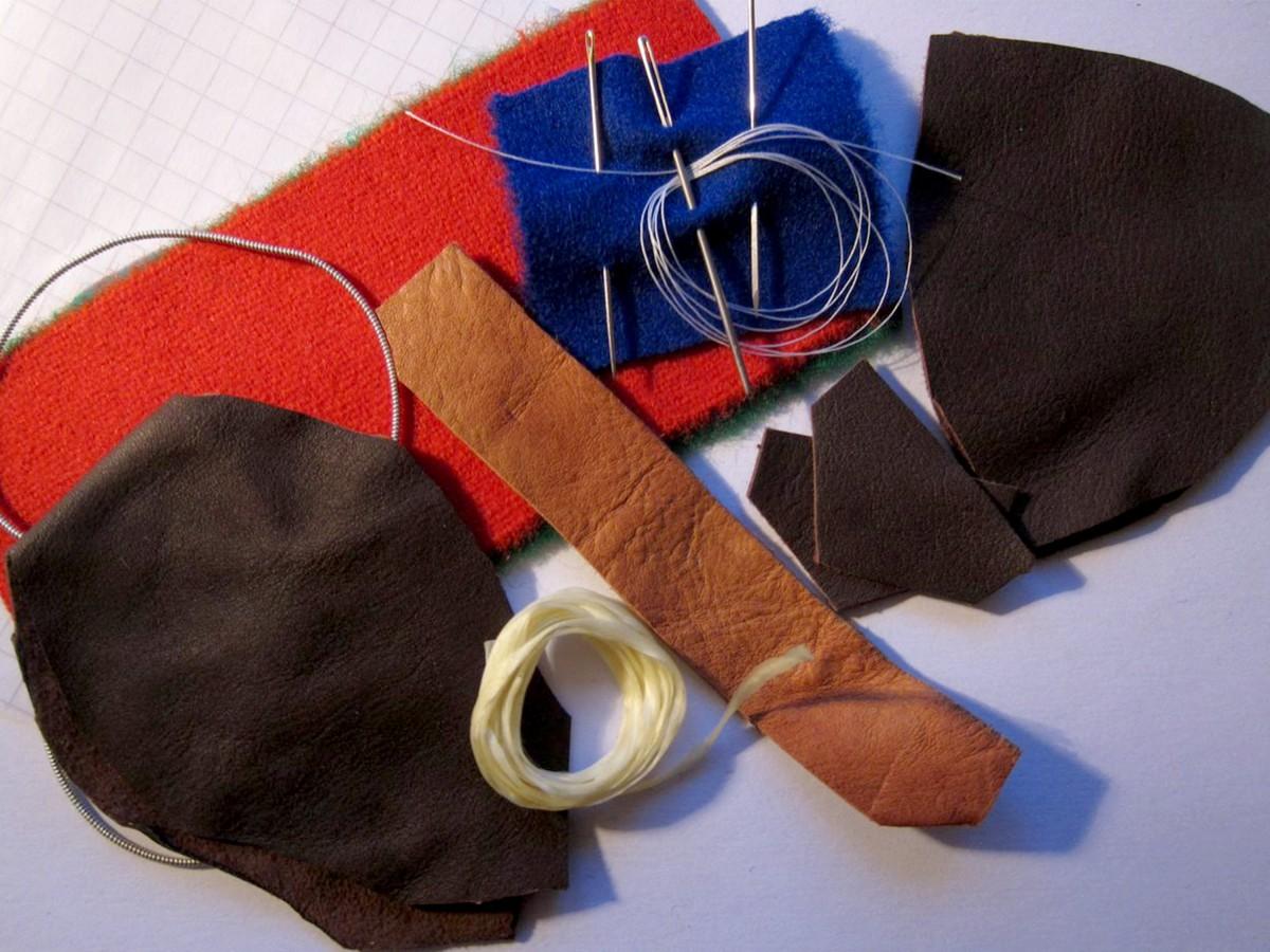 Illustrasjonsbilde av matrialpakker.