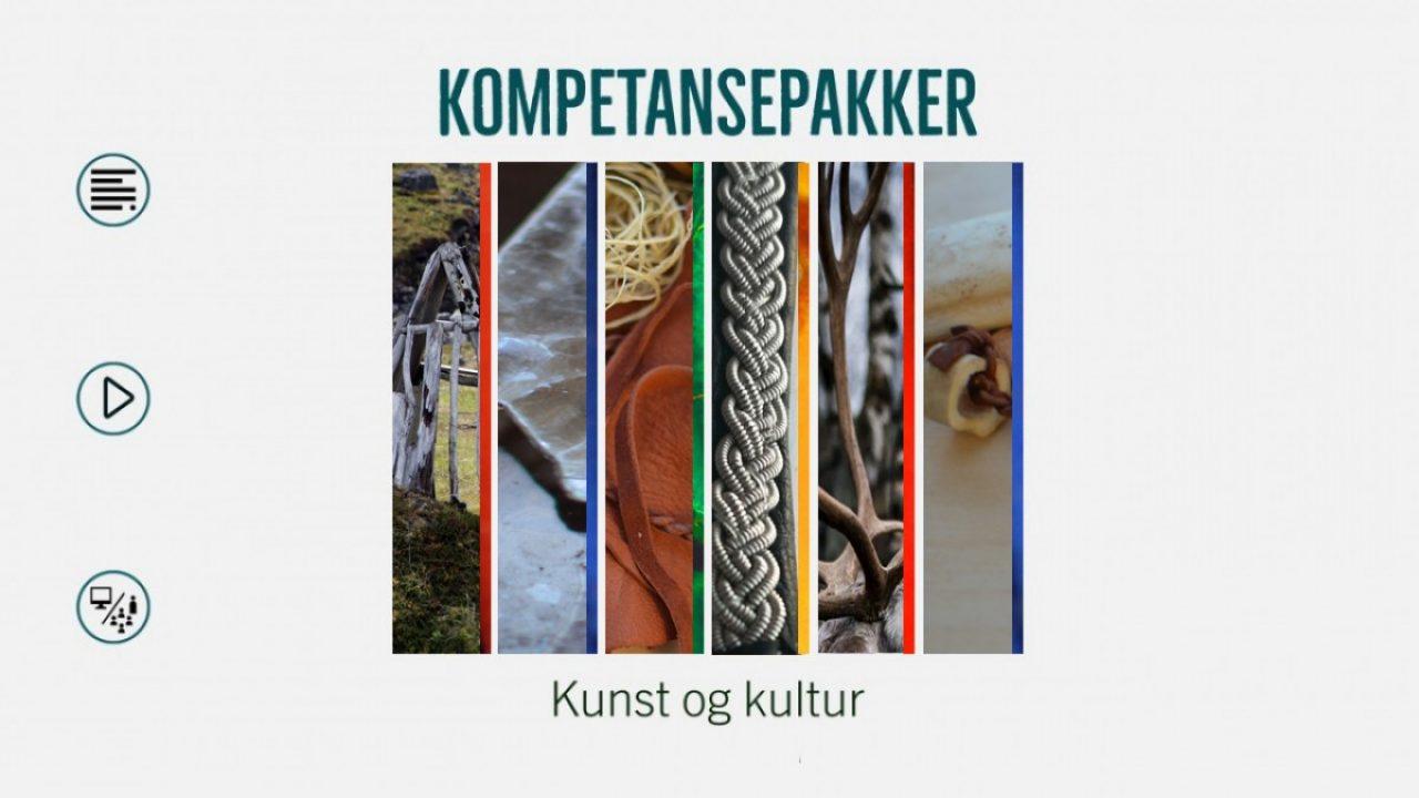 Illustrasjonsbilde av kompetansepakke i samisk kunst og håndverk