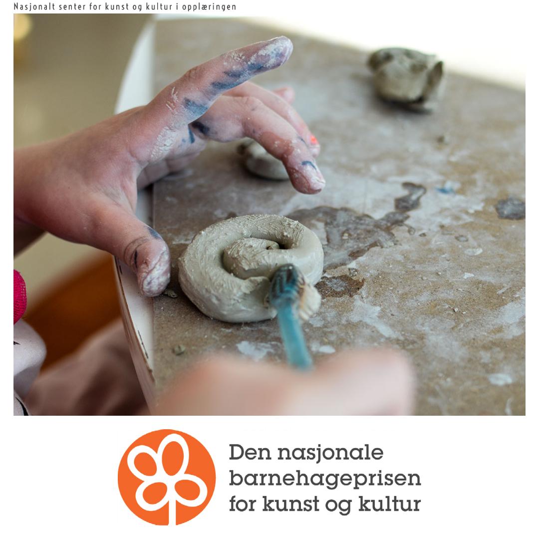 Denne lenken leder til en nyhetssak om barnehageprisen 2021 på kunstkultursenteret.no